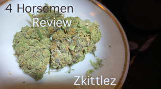 NJ Medical Dispensary Strain Review: Zkittlez (Garden State Dispensary, Union NJ)