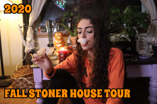 Fall Stoner House Tour 2020|Bakedbeauty420