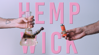 WHY YOU SHOULD BE USING A HEMP WICK