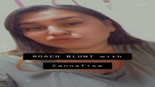 ROACH BLUNT/FIRST WEEDTUBE VIDEO