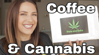 NEW BOX! WAKE & BAKE Cannabis + Coffee Themed Subscription