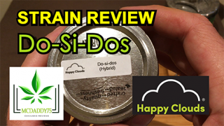 Do-Si-Dos from Happy Clouds - Strain Review