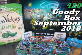 420 Goody Box September 2018- Weed Party