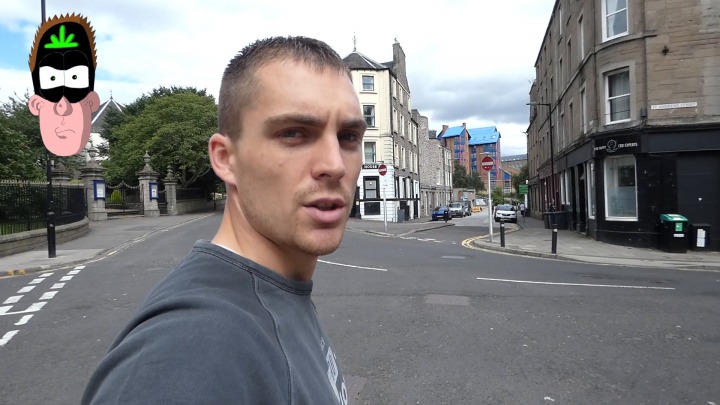 Stoned In Scotland - Dundee