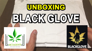 Unboxing - My Package From Black Glove - Mail Order Marijuana