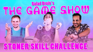 #sponsored // The Game Show: Stoner Skill Challenge