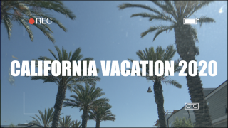 California Vacation 2020 (Part 2)
