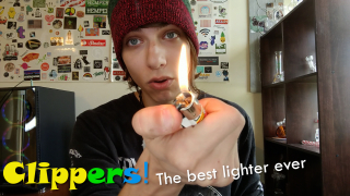 The last lighter you'll ever need!