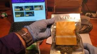 Jaxon Hemp CBD Flower Openbox Review