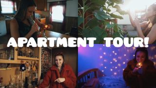 STONER APARTMENT TOUR!!