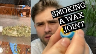 Smoking a Wax Joint   Odd Jobs Storytime