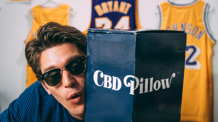 THE CBD PILLOW REVIEW    2 WEEK TRIAL