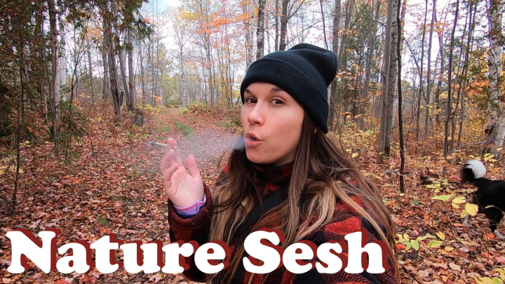 FALL HIKE WITH MY DOG | October Nature Sesh