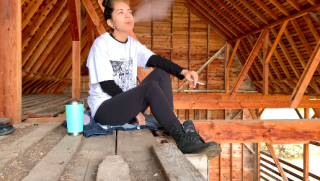 Sesh With Me | Abandoned Barn