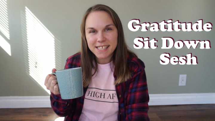 CANADIAN THANKSGIVING SESH | Sit Down Chatty Sesh + What I'm Thankful For
