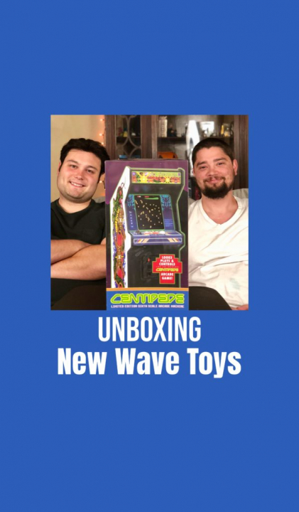 Unboxing: New Wave Toys