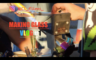 Making Glass - Vlog #1