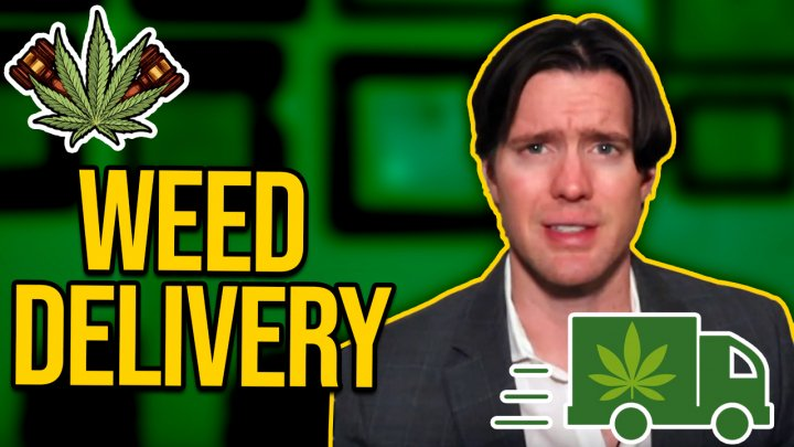 Uber of Marijuana | Weed Delivery - Cannabis Delivery License Types