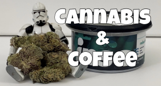 Cannabis and Coffee Wake N Bake