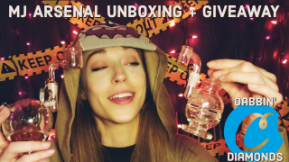 MJ ARSENAL UNBOXING + GIVEAWAY