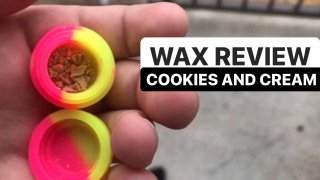 WAX REVIEW | COOKIES AND CREAM