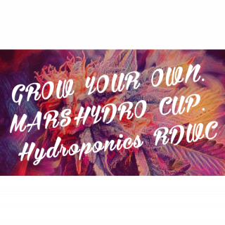 GROW YOUR OWN Marijuana (MarsHydro Cup)