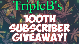 100th subscriber GIVEAWAY! 2 winners!