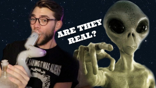 ARE ALIENS REAL? || STONER THOUGHTS Episode 1