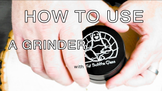 How to Use a Grinder!
