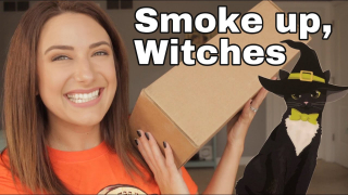 HIPPIE BUTLER October 2020 - Smoke Up, Witches Box!