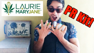 Laurie + Mary Jane: PR Box Edible Review