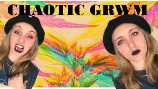 Chaotic get ready with me | StrugglinStoner