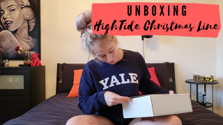 Unboxing: HighTide Designs Christmas Collection