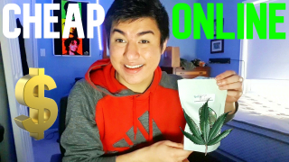 This LEGAL SITE Has CHEAP WEED That I Ordered Online In Canada! Monetized On YOUTUBE???