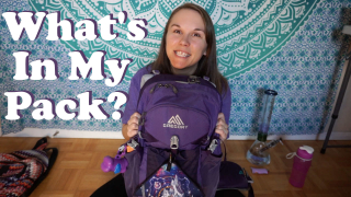 What's In My Pack  | Dayhikes | Stoner Edition