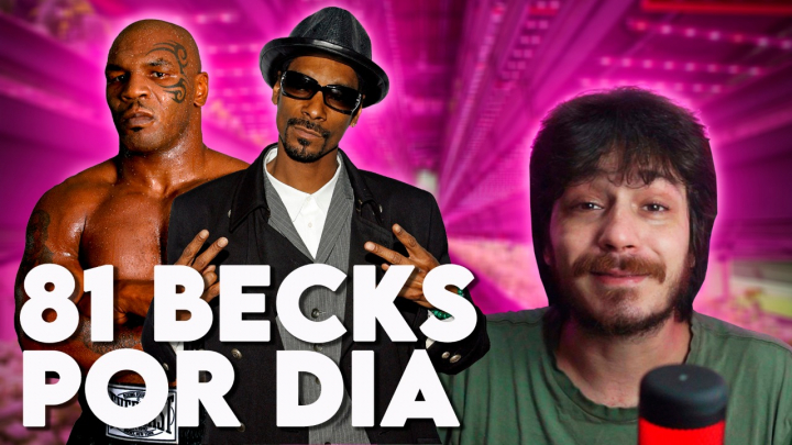 MIKE TYSON | SNOOP DOGG | 81 B3CK POR DIA? | STRIKE NO CANAL