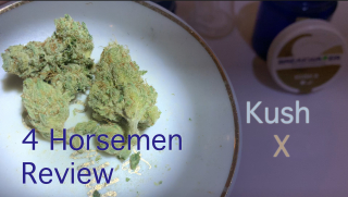 NJ Medical Dispensary Strain Review: Kush X (Breakwater ATC, Cranbury, NJ)