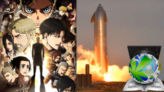 Starship SN8 Test Launch AND Attack On Titan Final Season In Same Week! Quite The week...