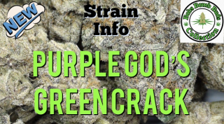 Purple God's Green Crack Review