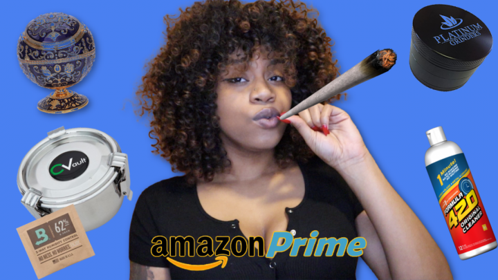 AMAZON ESSENTIALS FOR STONERS