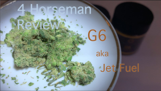 NJ Medical Dispensary Strain Review: G6 aka Jet Fuel (Zen Leaf Dispensary, Elizabeth, NJ)