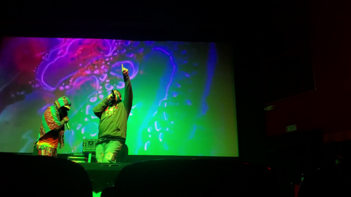 Space Kamp Live at the  Emmaus Theatre Pennsylvania 12/4/2020
