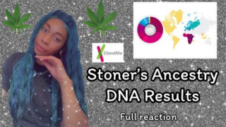 Stoner learns about their ancestry | 23andMe full reaction