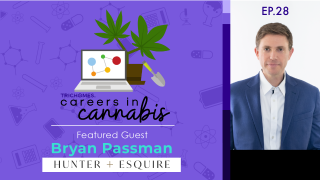 Cannabis Career Hunting in 2021 - Careers in Cannabis w/ Bryan Passman of Hunter + Esquire