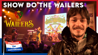 Fui no show do the wailers!