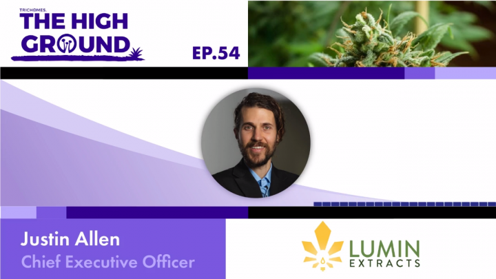 The Thin (Green) Line Between Legal Hemp & Illegal Cannabis | Justin Allen of Lumin Extracts