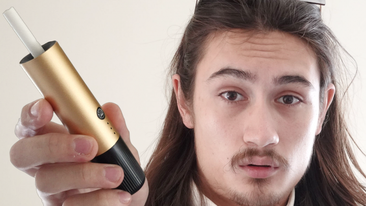 This Herb Vape Uses Sticks Of Weed!? - Omura Review