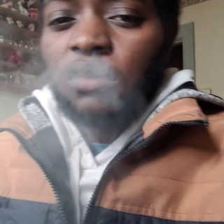 Smoking a bowl and jamming (test upload)