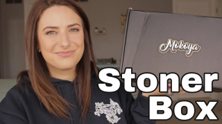 MOKOYA January Stoner Box with some stuff we haven't seen in a while...