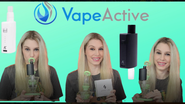 KandyPens Session Unboxing and Review - VapeActive